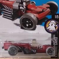 Hot Wheels Rigor Motor - Merah