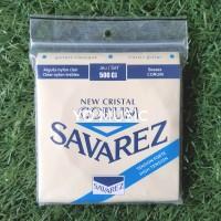 Senar Gitar Classic Elektrik Savarez 500 CJ High Tension Original