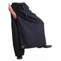 Promo bayar ditempat COD Sarung Celana Hitam Polos - Celana Sarung Ori