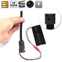 Spy Camera Wireless Wifi IP Hidden DIY Digital Video Camera Mini Micro