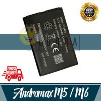Aldora Baterai Andromax M5 / M6 High Premium Quality