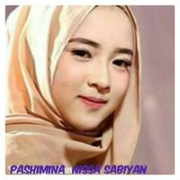 PROMO JILBAB MURAH OBRAL KERUDUNG / Jilbab Pasmina Nissa Sabyan