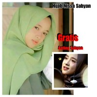 PROMO JILBAB MURAH OBRAL KERUDUNG / Hijab instan nissa sabyan kerudung