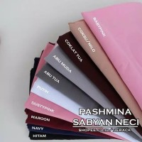 PROMO JILBAB MURAH OBRAL KERUDUNG / JILBAB PASHMINA SABYAN