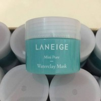 Laneige Mini Pore Waterclay Water Clay Mask 15ml