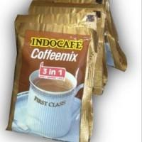 TokoMinah Kopi INDOCAFE Coffeemix 10 buah