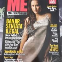 Majalah MALE EMPORIUM No. 64