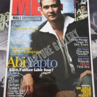 Majalah MALE EMPORIUM No. 78
