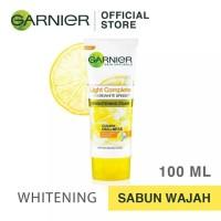 garnier skin naturals light complete brightening foam 100ml