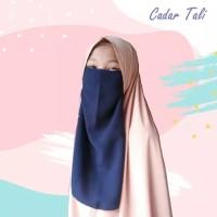 niqab wolfis cadar tali