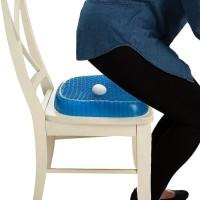 Bantal Alas Duduk Silikon Gel Empuk Kualitas Premium / Egg Sitter