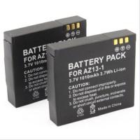 Terlaris Baterai Cadangan Az13-1 1010Mah Xiao Mi Yi Action Camera