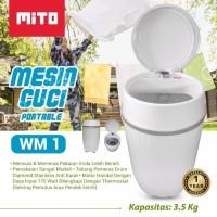 Mesin cuci 3.5kg MITO WM1