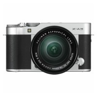Camera Mirroless Fujifilm X-A3 XC 16-50 new warranty di Denpasar Bali