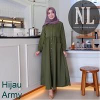 Sheena dress/maxi dress/gamis murah/gamis wanita/dress muslim/ syari
