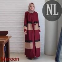 Sofia long set/ maxi dress/ baju muslim/gamis muslim/gamis murah/syari