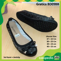 Sepatu Wanita Flat Shoes Gratica Original Ferry Collection BD09BB