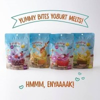Yummy Bites Yogurt Melts 20gr (1tahun)