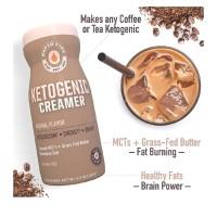Rapid Fire Keto Creamer - MCT Oil Butter Himayalan Salt For Coffee
