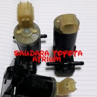 Motor washer wiper pompa air wiper nissan grand livina latio original