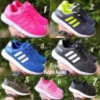 Adidas Zoom Climacool size 31 - 36 sepatu anak pria wanita sekolah