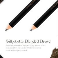 Madame Gie Silhouette Blended Brow BROWN