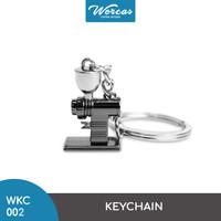 Gantungan Kunci Coffee Grinder - Keychain WKC002