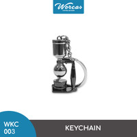 Gantungan Kunci Coffee Syphon - Keychain WKC003