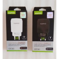 USB TRAVEL CHARGER 3A VANVO