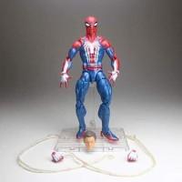 mainan action figure marvel legends spiderman ps4 by hasbro sekit