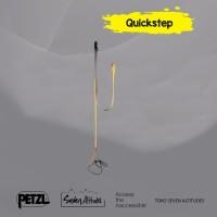 Quickstep Petzl Adjustable single step etrier tangga untunk melangkah