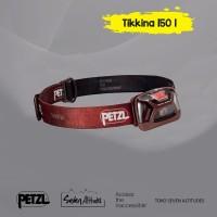 Headlamp Petzl Tikkina 150 lumens Red