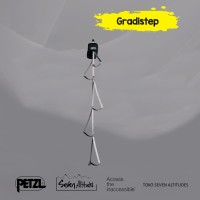 Gradistep Petzl Tangga safety five step etrier