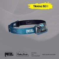 Headlamp Petzl Tikkina 150 lumens Blue