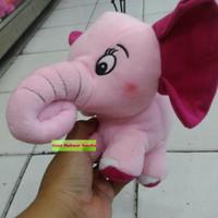 Boneka Gajah Bona Kecil Lucu