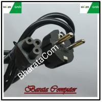 NYK Kabel Power Adaptor Laptop 3 Lubang 1.5M - Original 100%