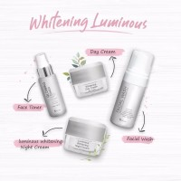 MS GLOW PAKET LUMINOUS WHITENING - WHITENING LUMINOUS SERIES MS GLOW