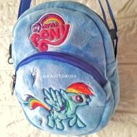 Tas Selempang Anak My Little Pony