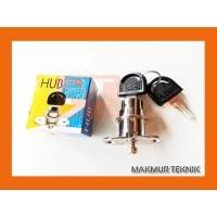 Kunci Tekan - Push Lock - Huben HL 105