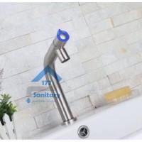 Kran air Wastafel stainless 304 Favios FV16- Keran air cuci tangan min