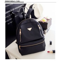 Girl Backpack Women Oxford Cloth Tide Leisure Travel College Students