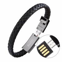 Kabel Charger Data Micro USB Tipe C Fast Charging untuk iPhone Samsung