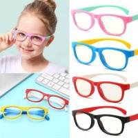 Original Anti Radiasi Blue ray kacamata anak