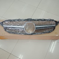inner grill mercedes benz w205 c class AMG type C63