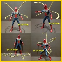 action figure iron spider marvel avengers infinity war spiderman