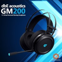 dbE GM200 7 1 Virtual Surround Sound Gaming Headset