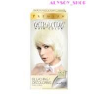 Cat Pewarna Rambut Permanent Miranda Hair Color Bleaching Decoloring B