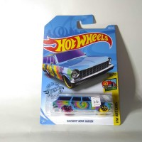 hot wheels 65 chevy nova Wagon (2019)