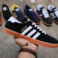 Sepatu Pria Adidas Hamburg Grade Ori