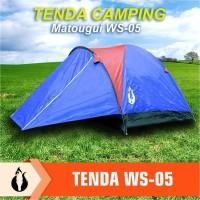 Matougui WS005 Tenda Camping Hiking Double Layer Windproof /Waterproof